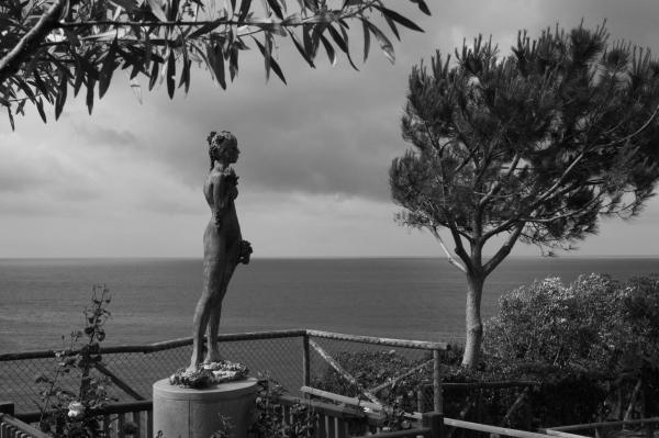 La déesse et la mer