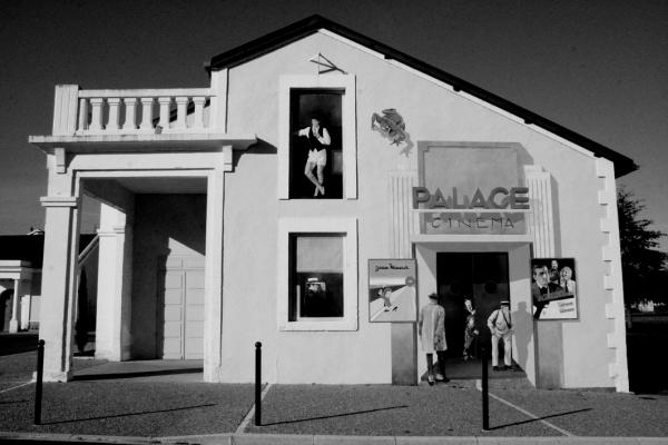 Cinéma d'autrefois...