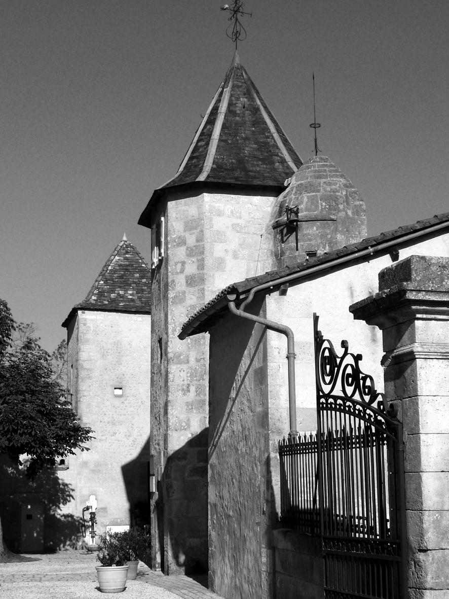 Château d'Alfred de Vigny