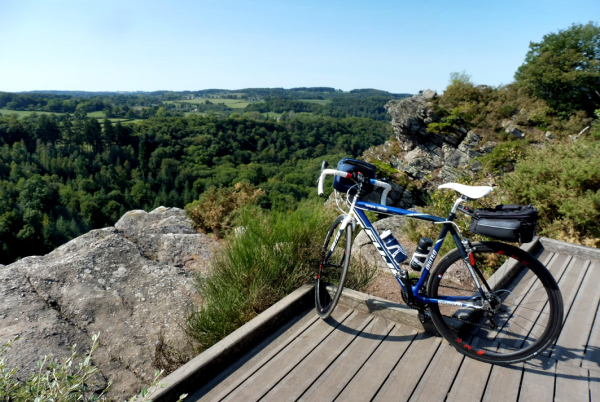 La Vélo Francette étape 1