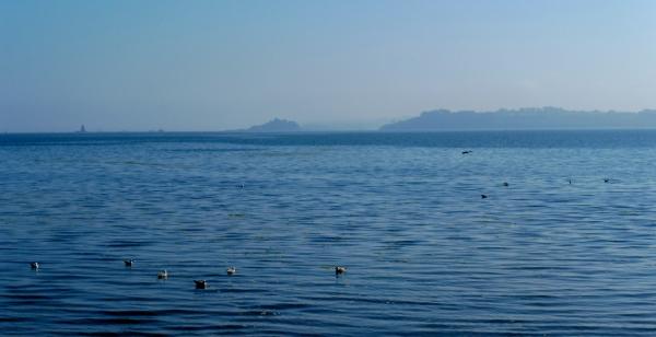 La baie de Morlaix