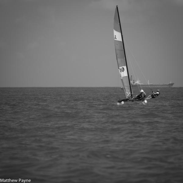 lagos sailing