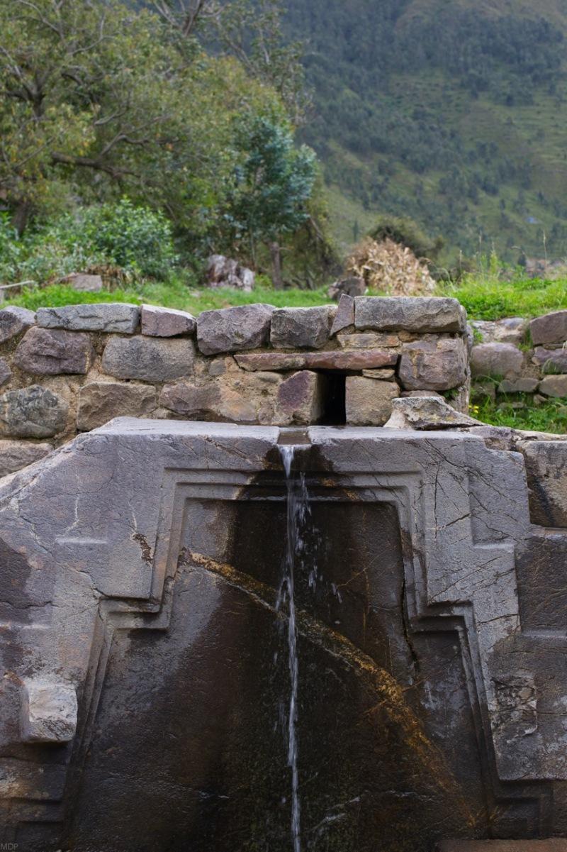 Inca Fountain