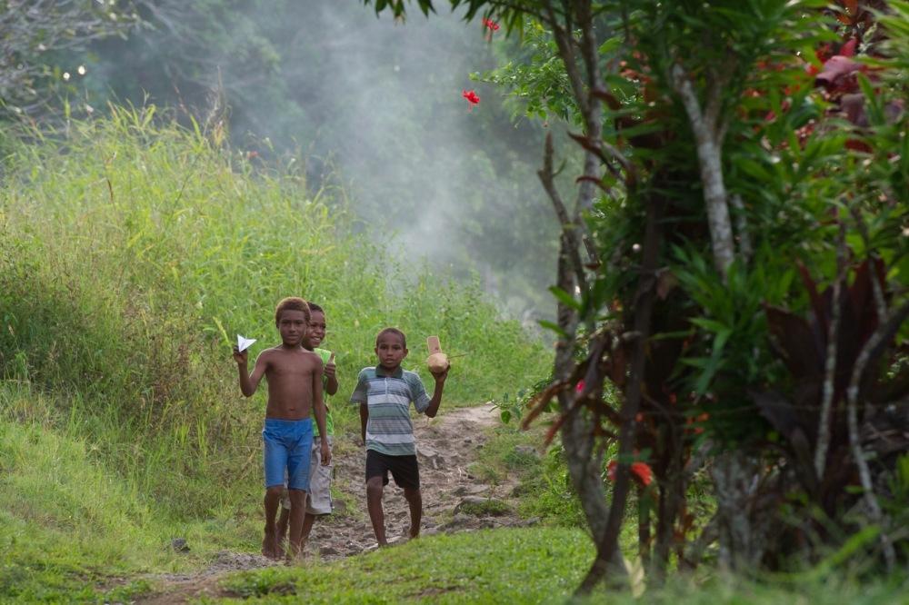 Tufi, PNG
