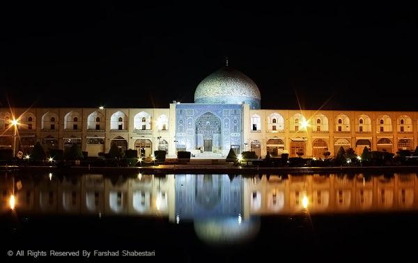 Sheikh Lotfolah mosque  , Isfahan