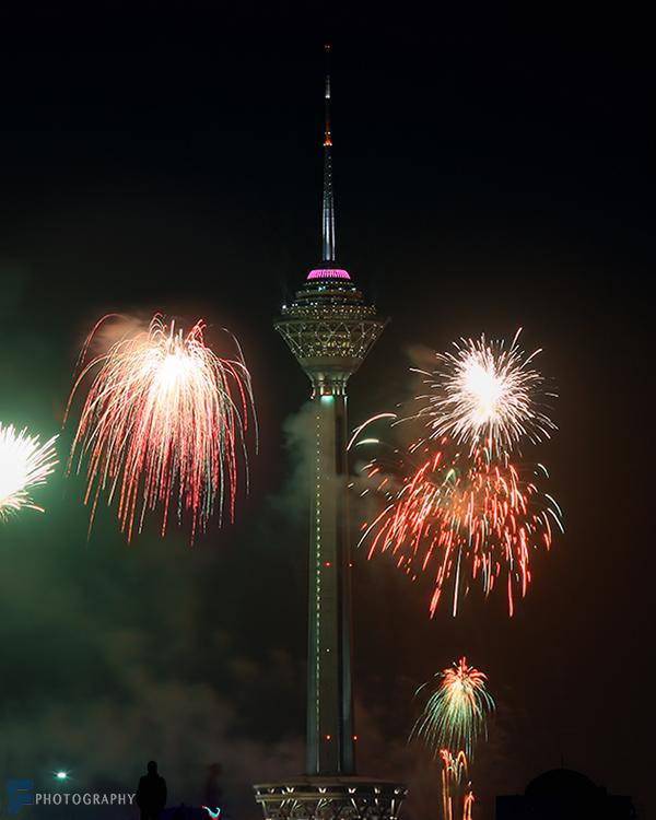Tehran, Milad Tower