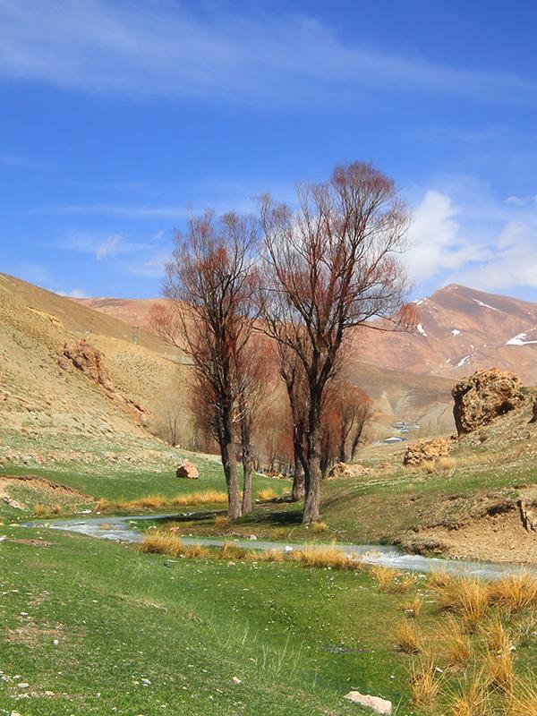 Iran, Lasem
