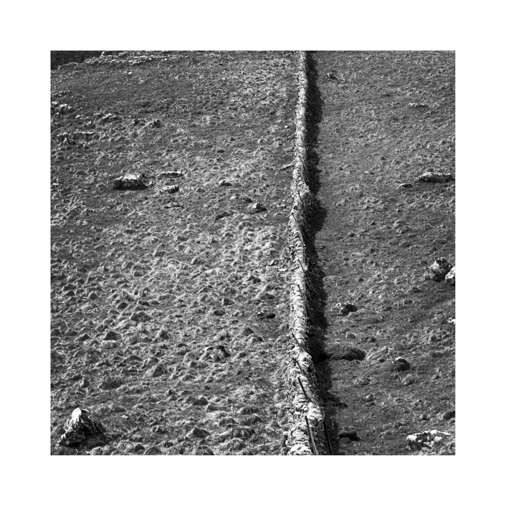 A dry stone wall near Malham Cove