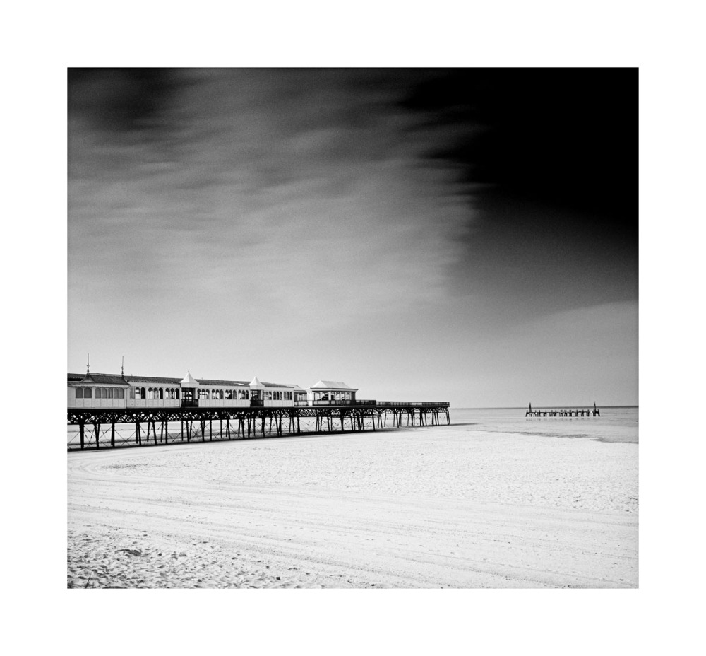 A pier on the west cost of UK