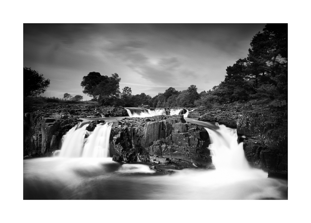 Black & White Fine Art image - Low Force
