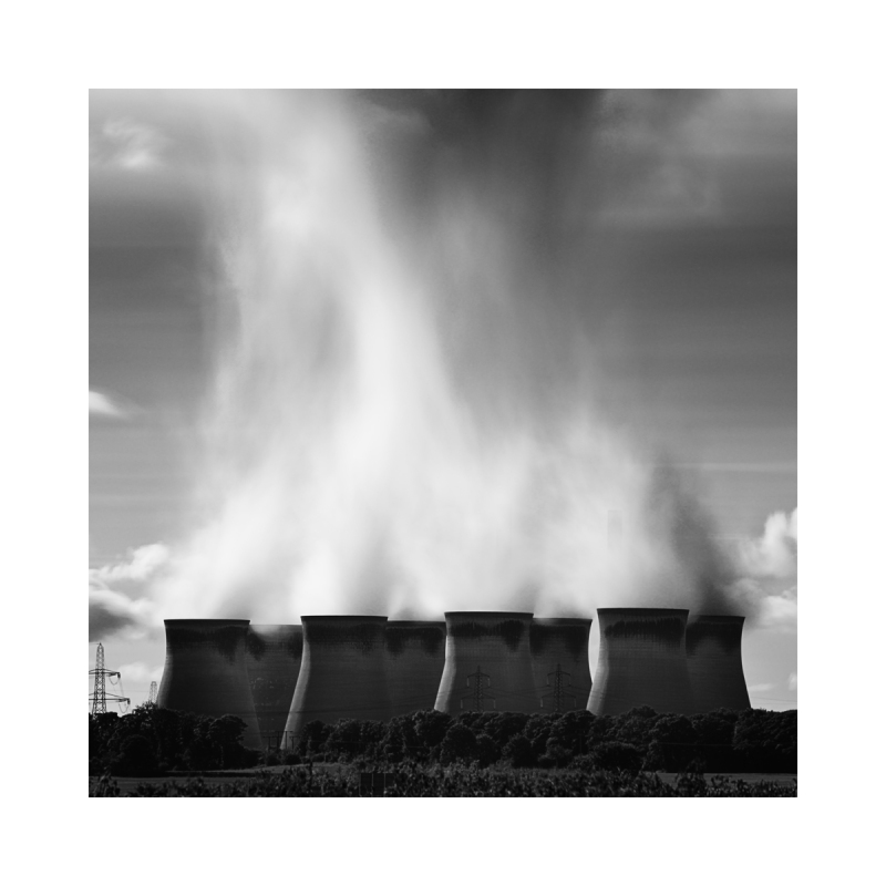 Black & White Fine Art image - Ferrybridge