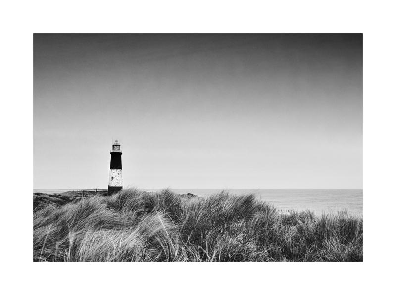 black & White Fine Art image - Spurn Point