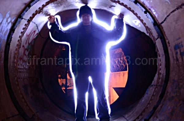 Electrified Man