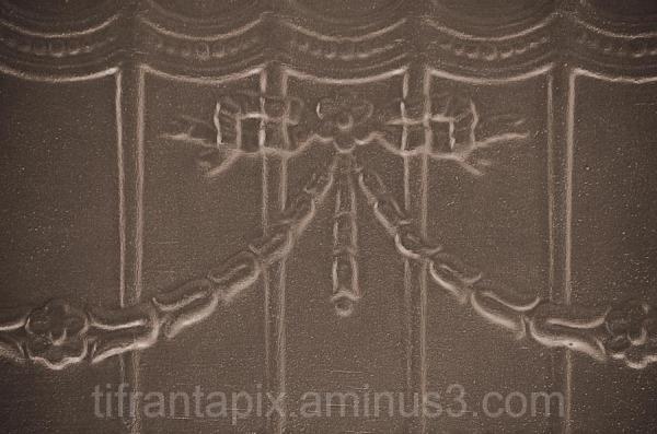 Tin ceiling 1