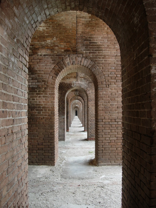 Travel Favorites: Fort Jefferson (2009)
