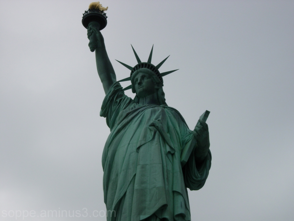 Travel Favorites: Statue of Liberty (2005)