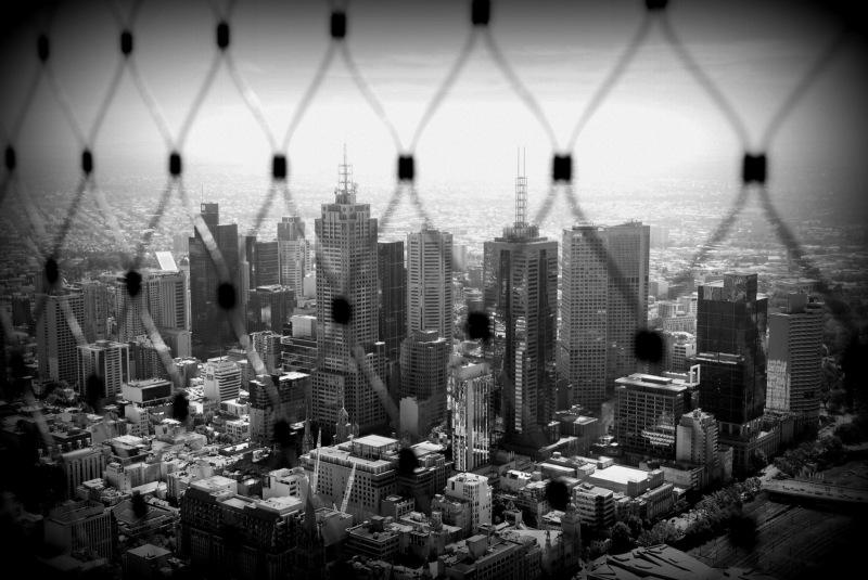 Melbourne to Eureka Tower