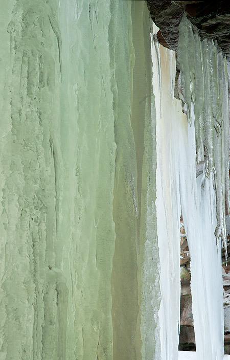 Green Wall of Ice, Shay's Run