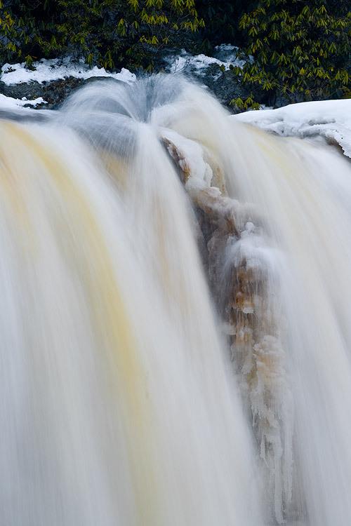 Water Fountain, Blackwater Falls