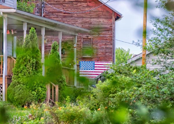 Flag, Never Done Farm