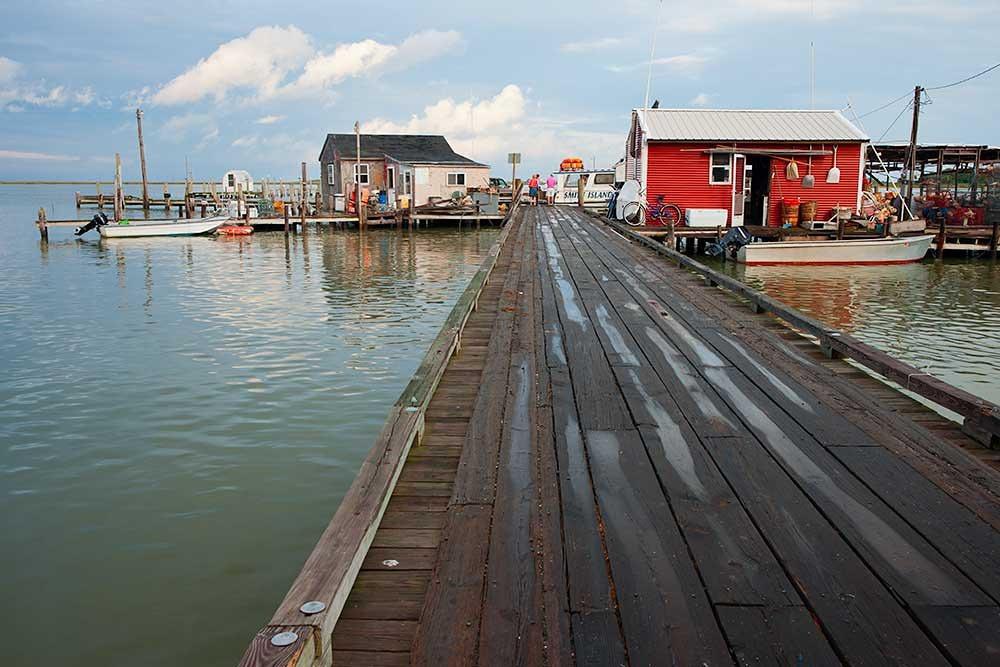 Smith Island Ferry