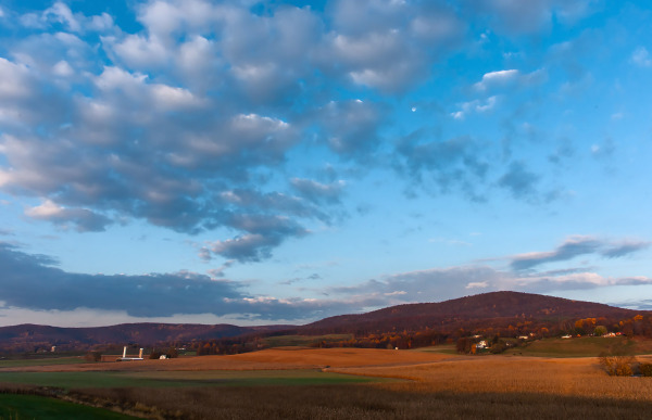 Farm Country, Frederick County, Maryland