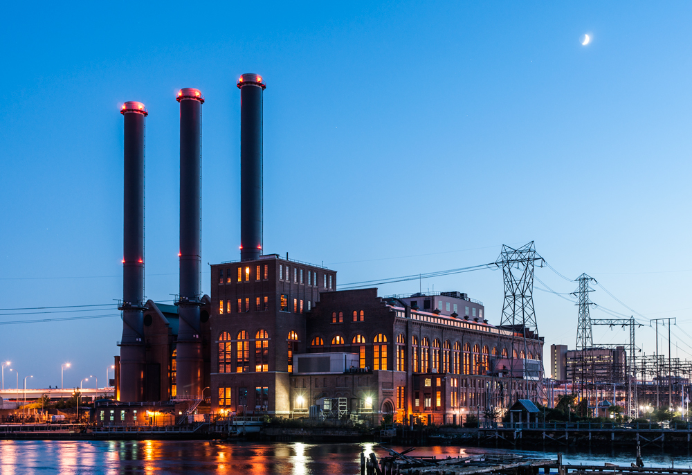 Manchester Street Power Station, Providence, RI