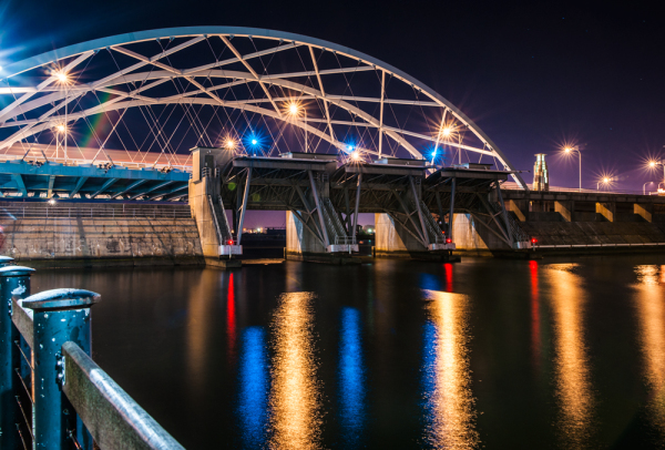 Providence River Bridge, Providence, Rhode Island