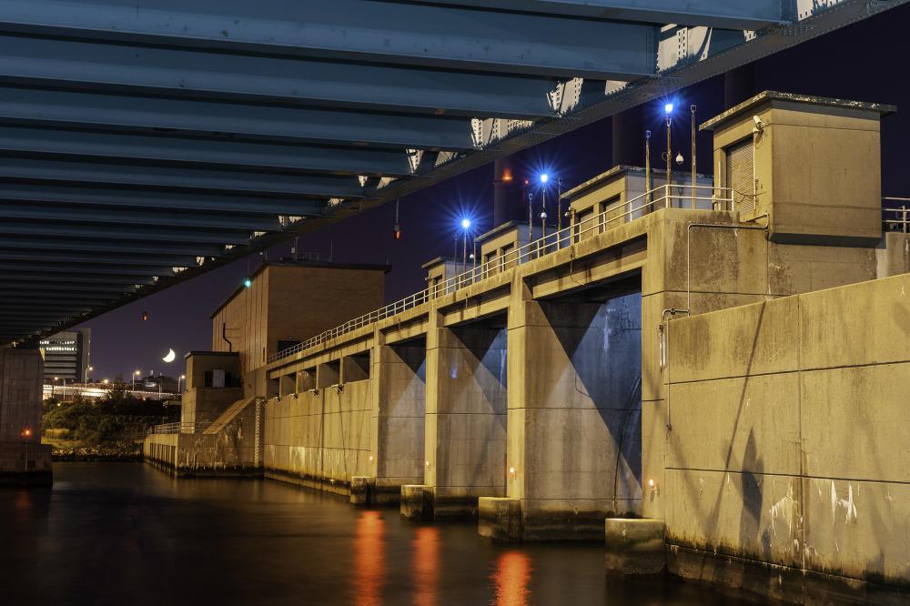 Under the Bridge, Providence, Rhode Island