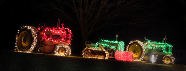 Rural Christmas Decorations