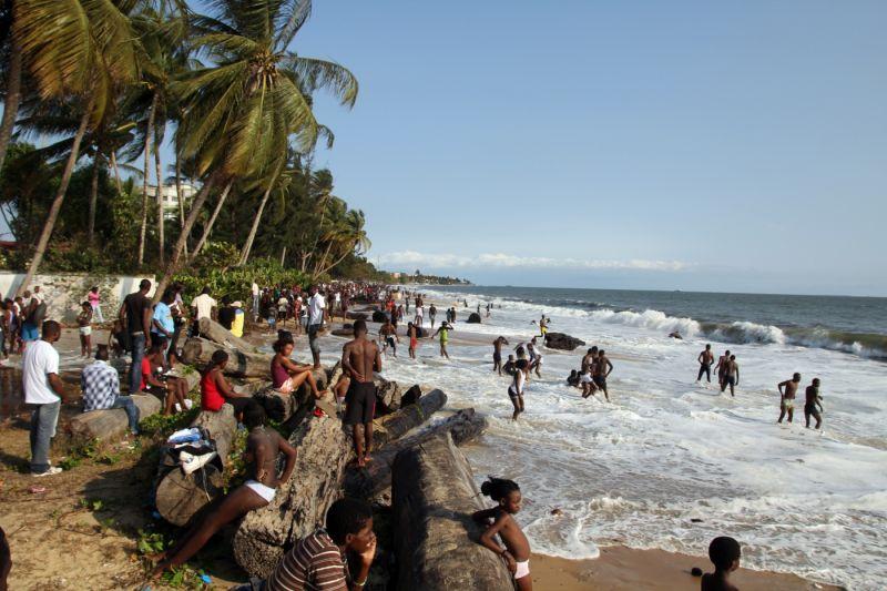 plage de libreville