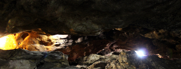 Cave - bring the light under the ground- 1