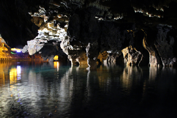 Cave - bring the light under the ground- 5