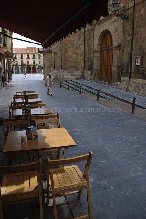Barrio Húmedo. León. Spain.