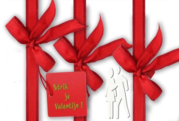 Strik je valentijn