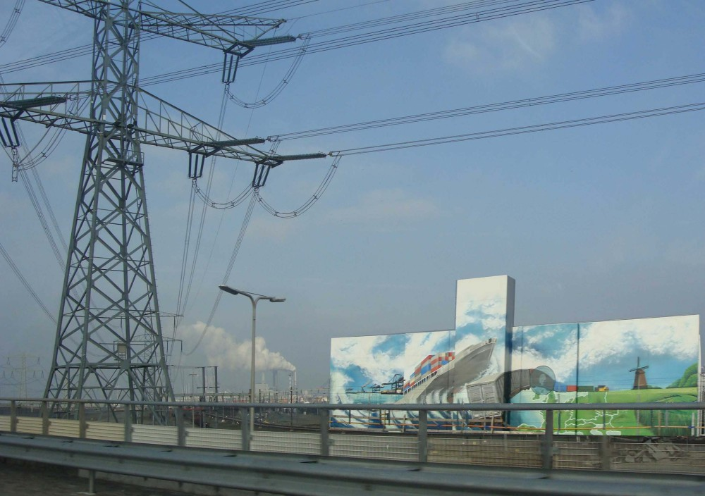 Kunst langs de N15