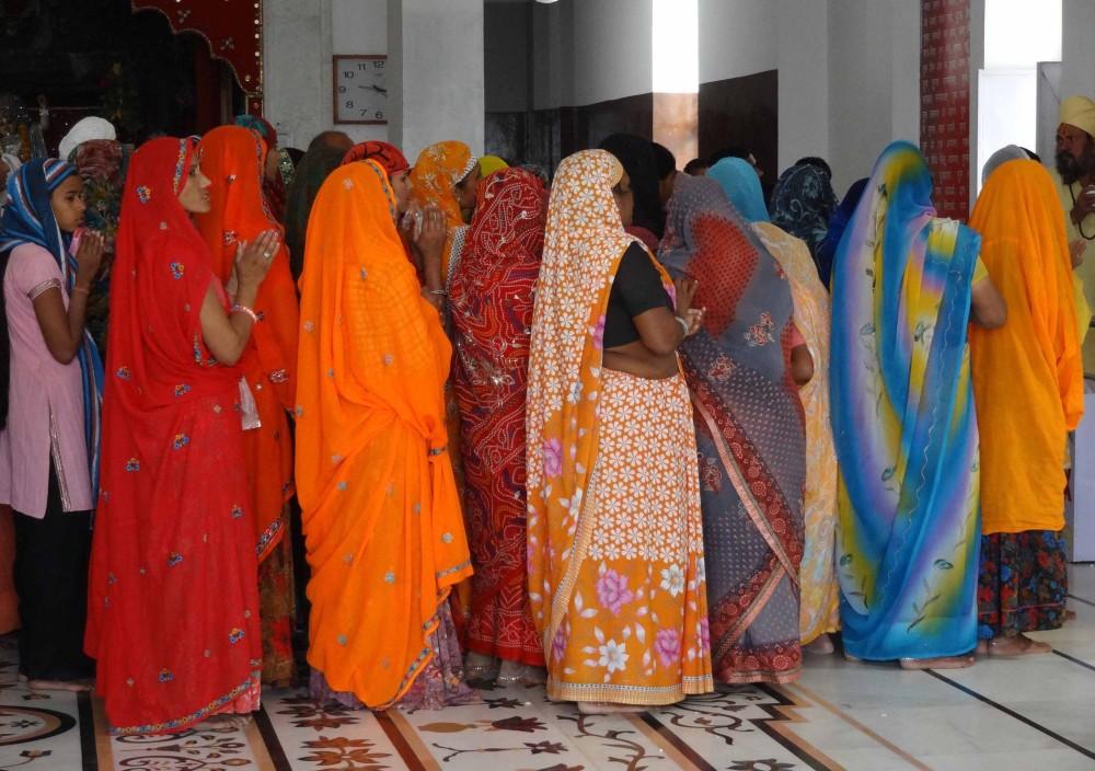 Kleurrijk India