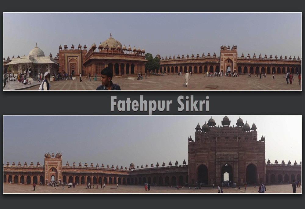 Fatehpur Sikri : 2/2
