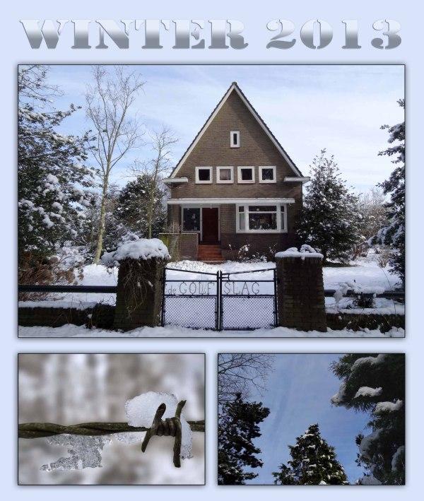 Wintercollage 2013