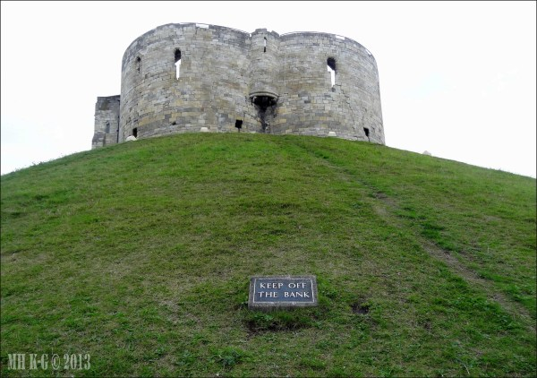 Clifford`s Tower