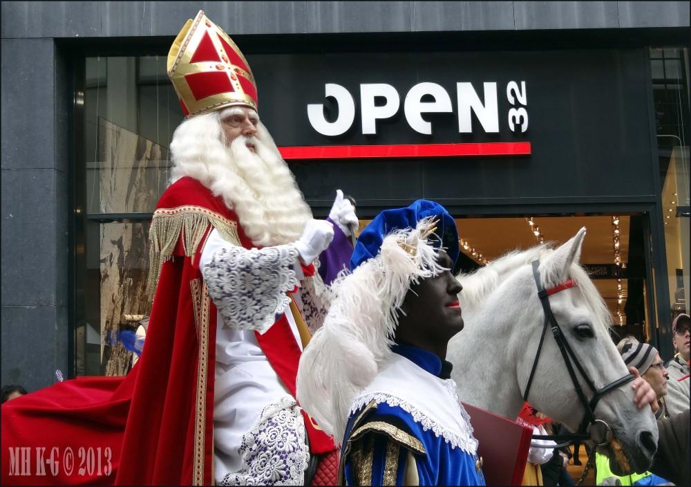 De Sinterklaastijd is geOPENd