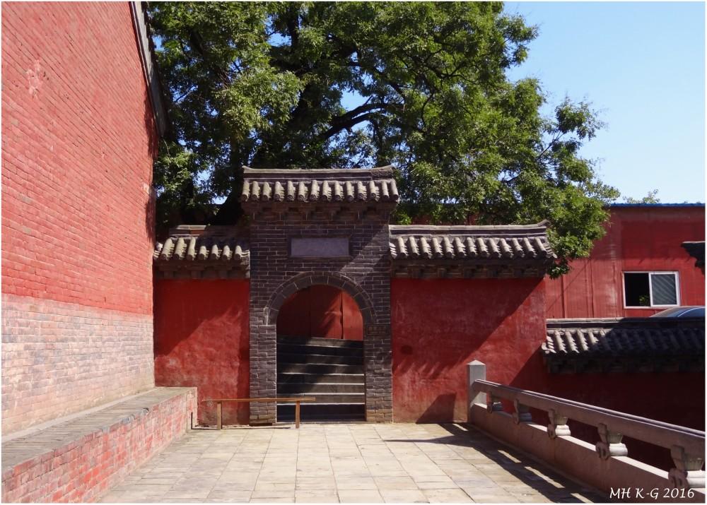 Shaolin Kungfu tempelcomplex