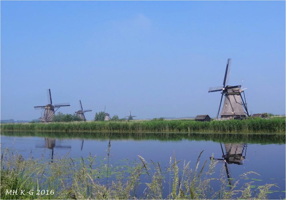 De molens van Kinderdijk : 2/2