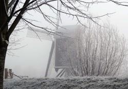 Winter in my little town