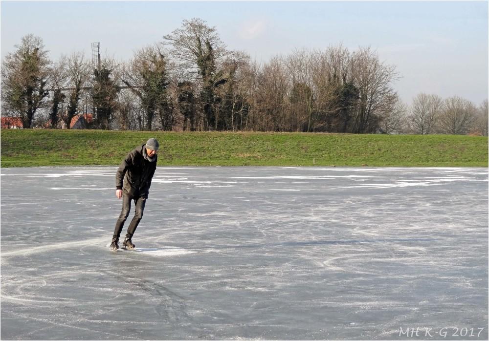 Ice-skating : 1