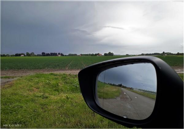 Autumn-weather in June