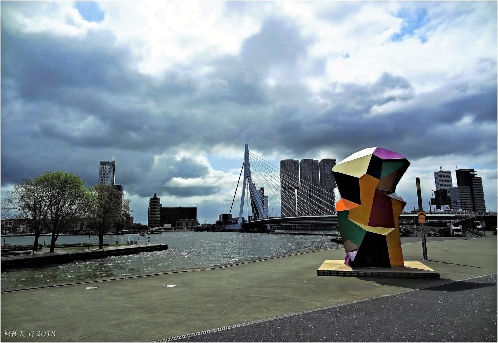 The city of Rotterdam