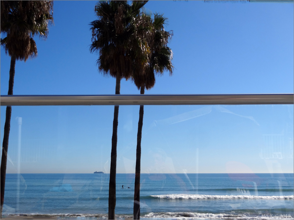 My view from Carihuela (Spain) : 2/5