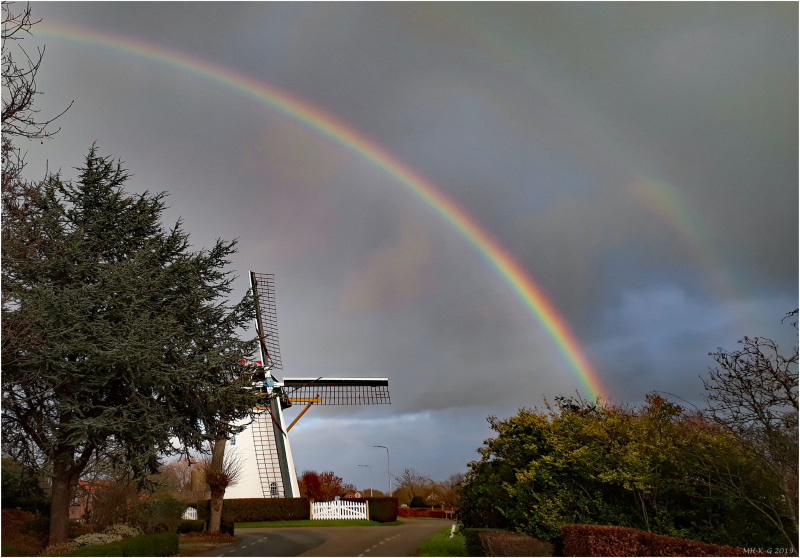 The mill of Rockanje