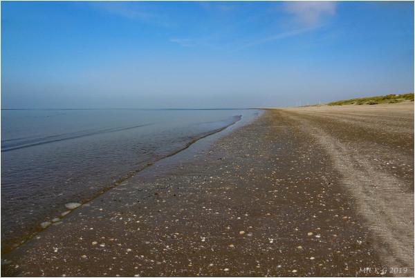The beach of Rockanje